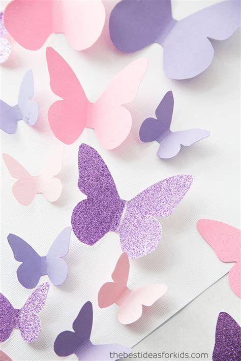 butterfly template   ideas  kids