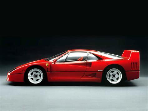 ferrari f40 so who 39 s owned a ferrari f40 my car heaven