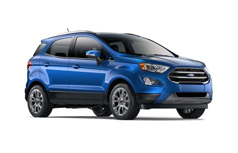 ford ecosport lease  car lease deals specials
