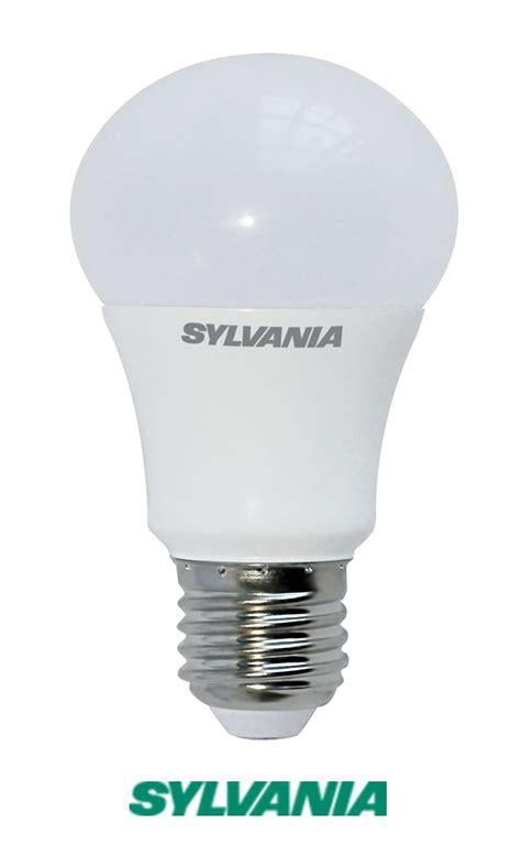 sylvania toledo gls dimmable led bulbs a60 direct retrofit