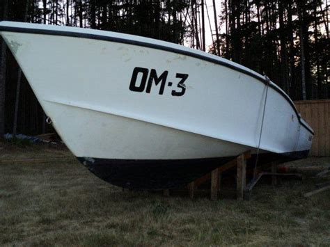 Boat Hulls For Sale 31 ft oceanmaster boat hull for sale will ship in usa