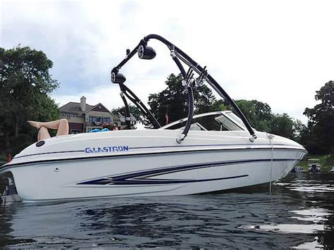 Glastron Boat Wakeboard Tower by Freeride Wakeboard Towers Aftermarket Accessories