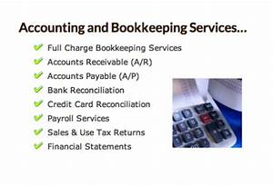 Services - Dove Bookkeeping Service