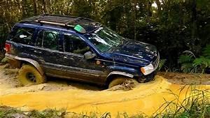 Jeep Grand Cherokee Off Road
