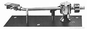 Thorens Tp25 Manual - Stereo Tonearm
