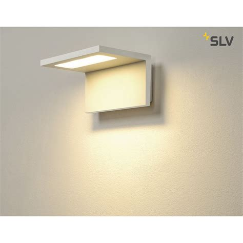 LED Außenleuchte ANGOLUX WALL Wandleuchte, 120°, SMD LED