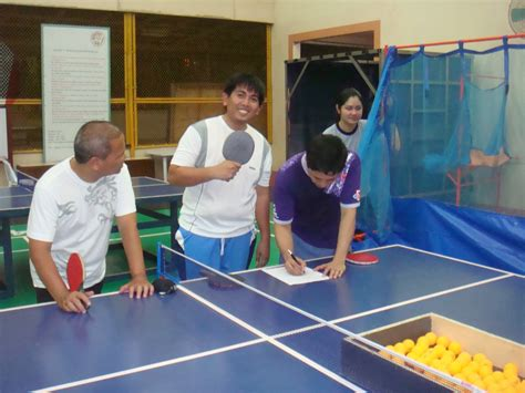table tennis coach near me the travelling coach electrifying meralco players