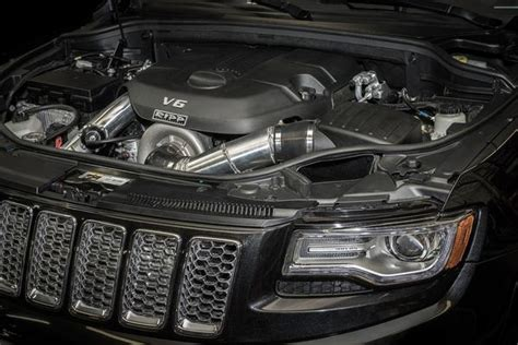 jeep grand cherokee   supercharger kit