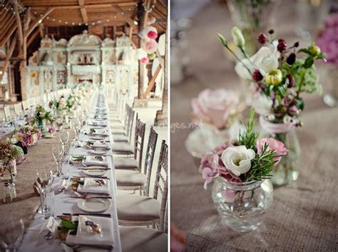 deco centre de table mariage décoration de tables de mariage farandoll