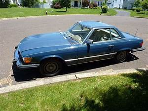 Find Used 1978 Mercedes Benz 450sl Convertible R107 Bosch K Jetronic System Parts In