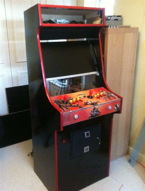 best arcade cabinets for home diy mame arcade cabinet plans cabinets matttroy