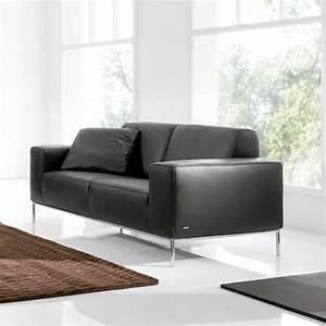 canape d angle cuir et tissu idees de decoration With canape d angle tissu et cuir
