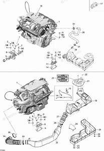 Sea Doo Rotax Engine Diagram