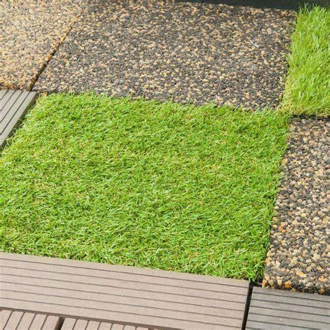 top grade hot sale artificial grass tile fence  balcony
