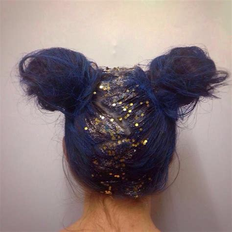 How Many Hair And Blue by Blue Hair And Glitter Anyone Jazz Up Your Hair For Those