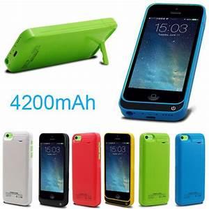 Mobiles Ladegerät Iphone : g nstige hohe qualit t adapter 4200 mah external power bank ladeger t backup batterie fall f r ~ Orissabook.com Haus und Dekorationen