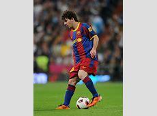 Lionel Messi Photos Real Madrid v Barcelona La Liga