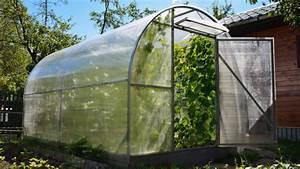 Construire Une Serre Pas Cher : construire une serre de jardin tunnel tape par tape ~ Premium-room.com Idées de Décoration