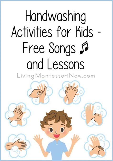 handwashing activities for free songs and lessons 208 | Handwashing Activities for Kids Free Songs and Lessons