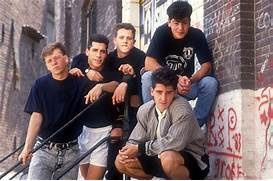 Young Donnie Wahlberg New Kids On The Block