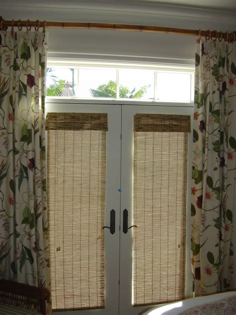 window treatment ideas for doors photo gallery