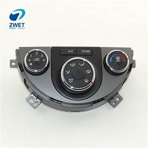 Zwet Car Manual Air Conditioning Controller For Soul
