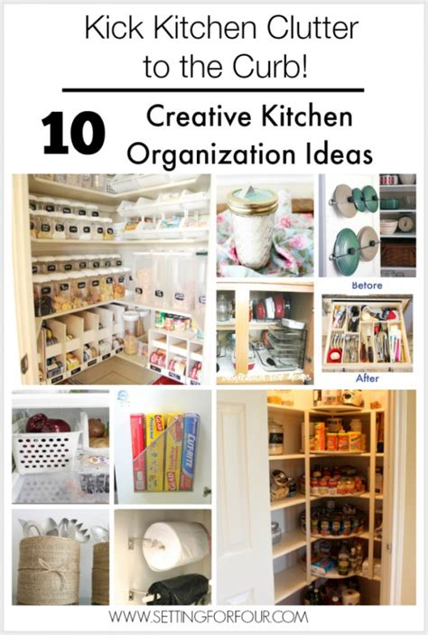kitchen organization ideas budget 10 budget creative kitchen organization ideas