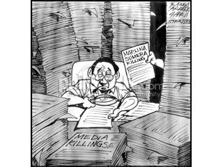 editorial impunity  philippine star news opinion