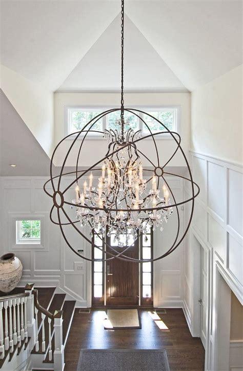 entry foyer chandelier best 25 foyer chandelier ideas on entryway