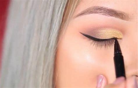 Как красиво накрасить глаза в домашних условиях пошаговая инструкция нанесения теней карандаша и туши
