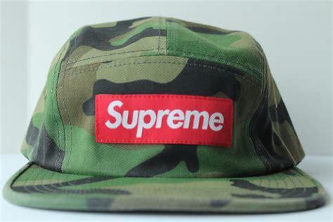 Shop Supreme Hats - authentkicks supreme twill cap camo
