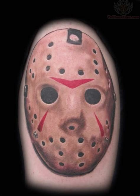 jason tattoo images designs