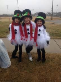Girl Scout Christmas Parade Costume Ideas