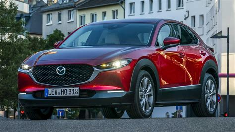 New Mazda CX-30 prices to start at just under £23,000