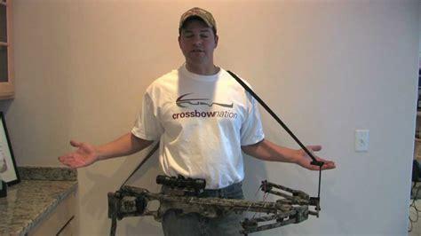 New Crossbow Sling Youtube