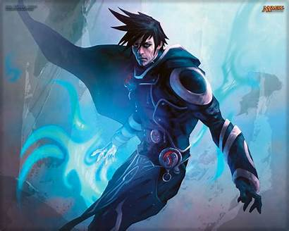 Magic Wallpapers Wizards Gathering Jace Pixels