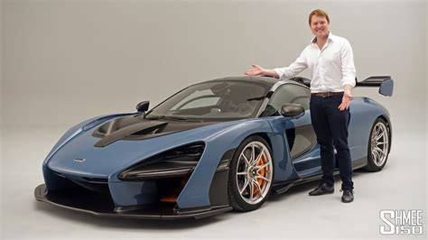 Check Out The Mclaren Senna!  First Look Youtube
