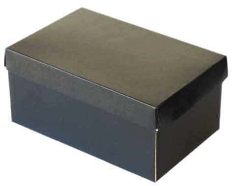 Black Shoe Box Transparent Png