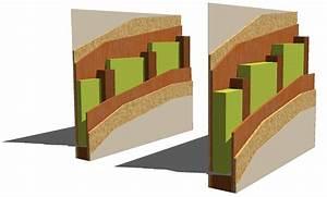 case prefabbricate in legno, pareti interne Villeurop