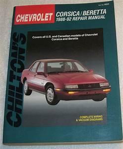 1992 Chevy Corsica Engine Diagram : find chiltons 88 89 90 91 92 chevrolet corsica beretta ~ A.2002-acura-tl-radio.info Haus und Dekorationen
