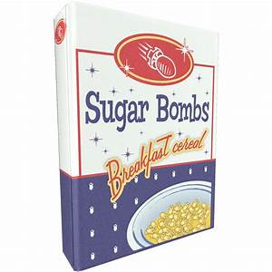 Sugar Bombs  Preserved