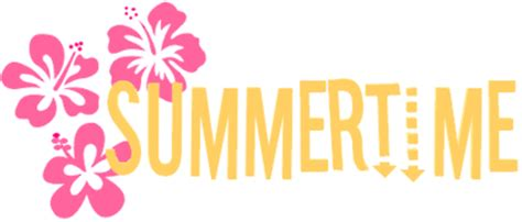 Summertime Clip Summertime Images Cliparts Co
