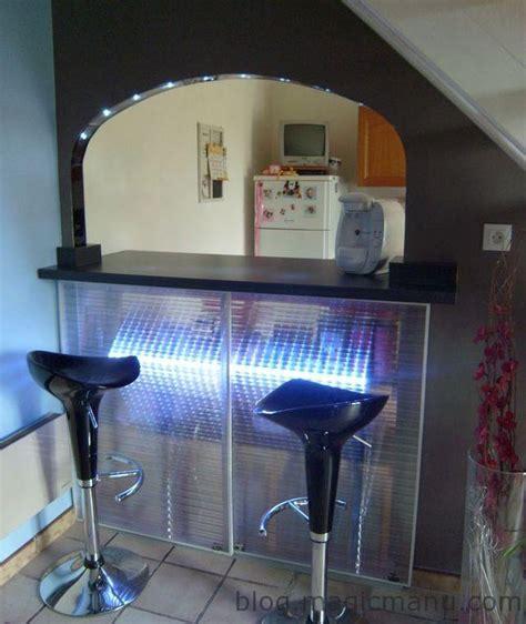 leboncoin cuisine portes de bar lumineuses