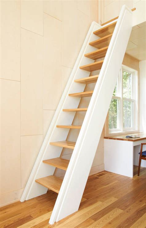 cool space saving staircase designs digsdigs