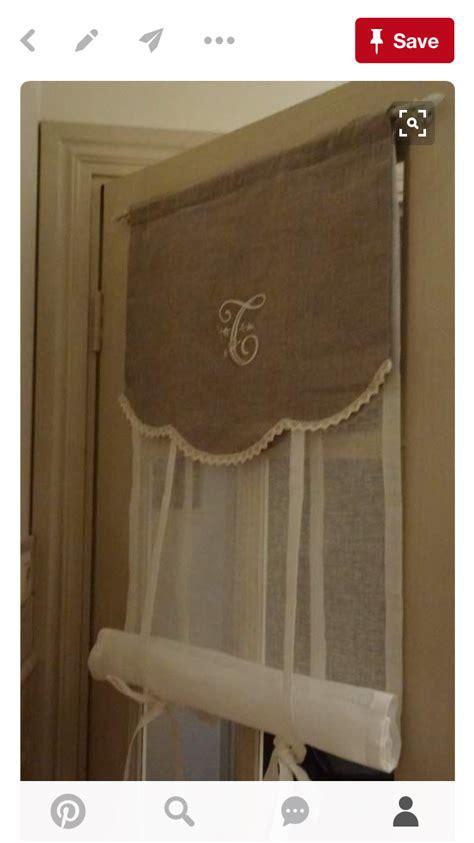 porta tende tende per porta cucina affordable tende per finestre