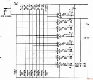 Unfired Bricks Moisture Viewer 1 - Basic Circuit