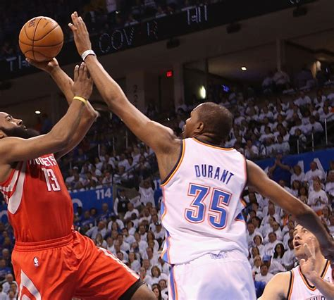 OKC Thunder vs. Houston Rockets: Game 6 Preview, Schedule ...