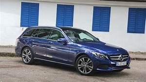 Mercedes Classe C 4 : essai vid o mercedes classe c break l 39 utilitaire 4 toiles ~ Gottalentnigeria.com Avis de Voitures