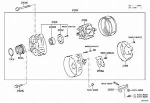 Lexus Rx 350 Plate  Retainer  Engine