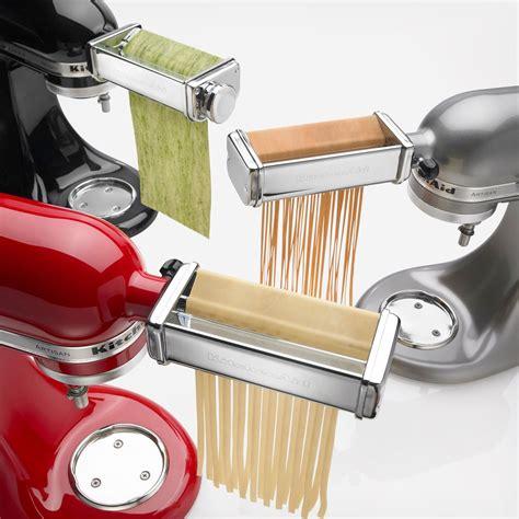 kitchenaid mixer attachments pasta stand kitchen cooks attachment zola cutter aid keto noodles making easy